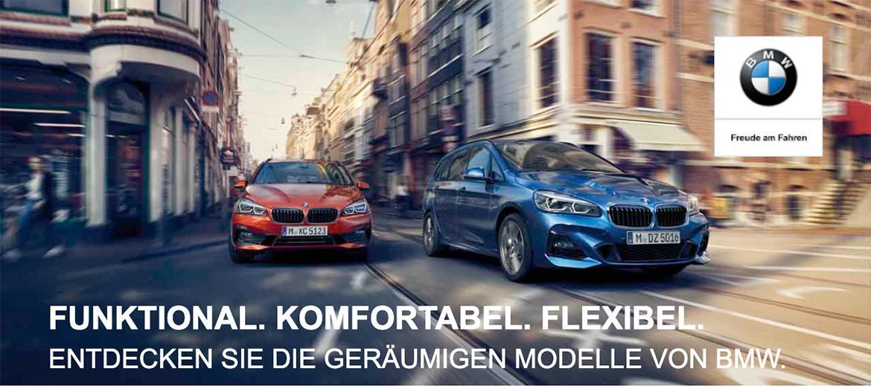 BMW eCRMs
